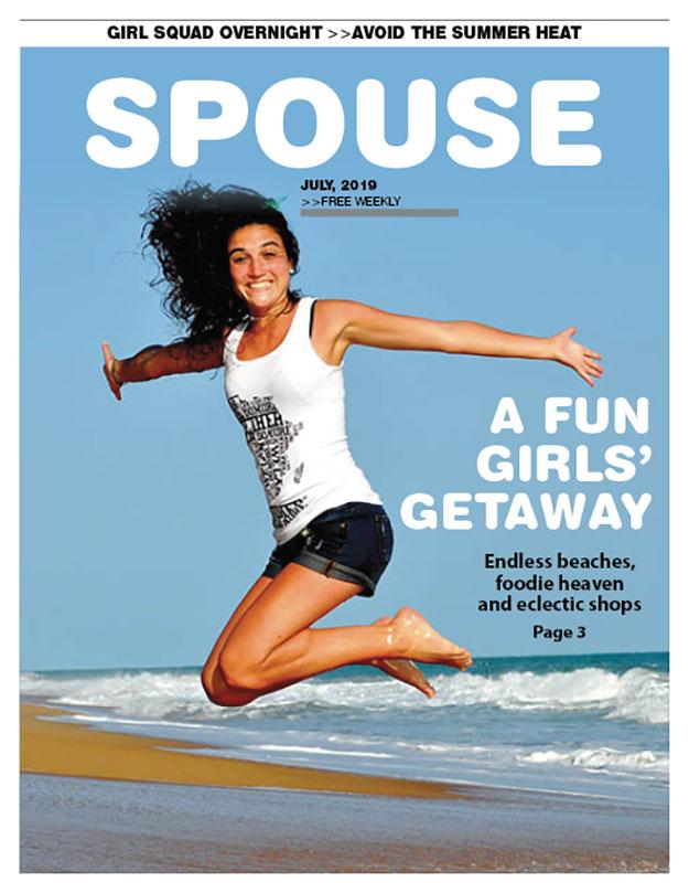 SPOUSE magazine - July 2019 - Spouse magazine - Northwest