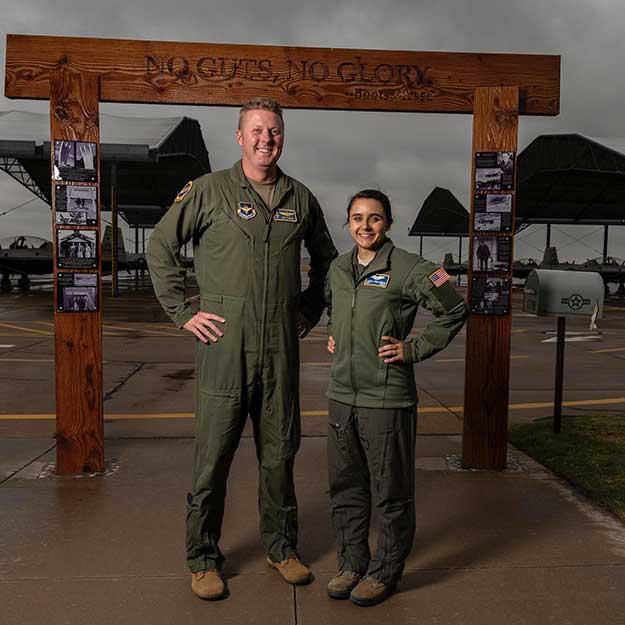 Aspiring Air Force pilots - News Front - Northwest Military