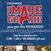 Exchange's You Made the Grade program
