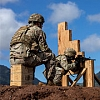 Soldiers test new weapons qualification