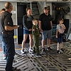 4th AS adopts children as honorary pilots