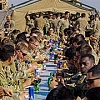 Bringing Thanksgiving to overseas troops