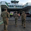 WA military goes ashore